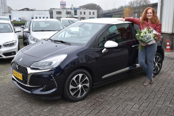 Aflevering Citroën DS3