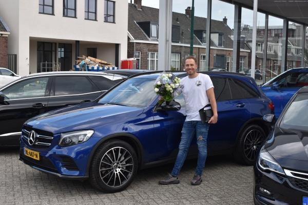 Aflevering Mercedes-Benz GLC250-2021-08-06 13:21:48