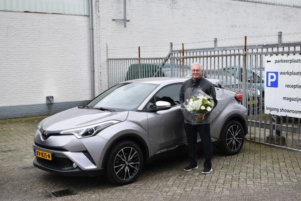 Aflevering Toyota C-HR