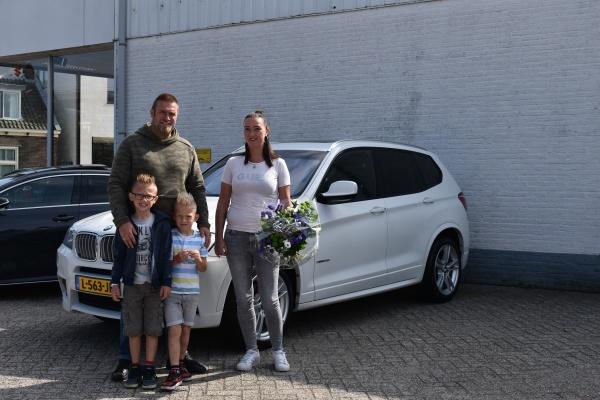 Aflevering BMW X3 35i-2021-09-09 07:07:28