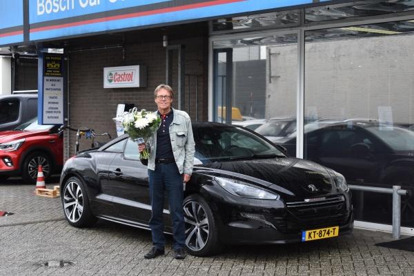 Aflevering Peugeot RCZ-2020-10-07 14:32:31