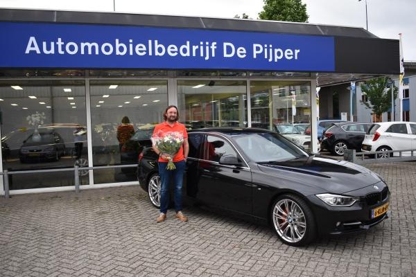 Aflevering BMW 335i