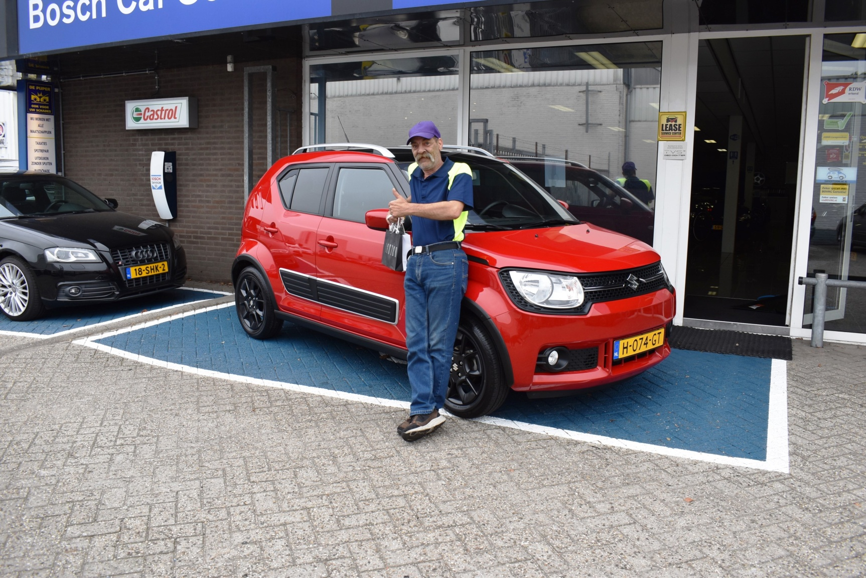 Aflevering Suzuki Ignis-2021-09-30 12:27:10