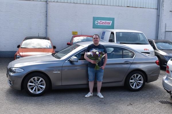 Aflevering BMW 520i-2021-07-23 05:50:13
