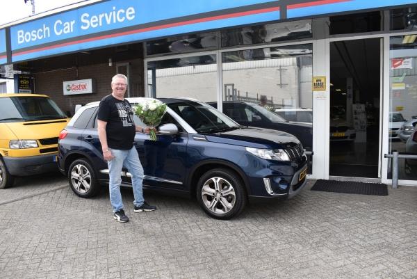 Aflevering Suzuki Vitara