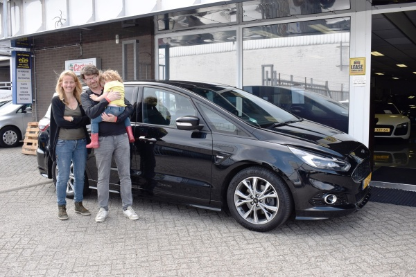 Aflevering Ford S-Max