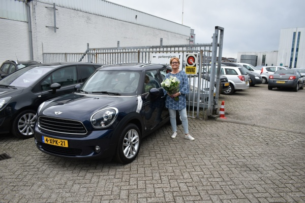Aflevering Mini Countryman