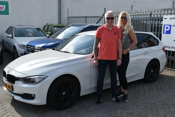 Aflevering BMW 316D