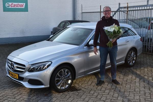 Aflevering Mercedes-Benz C200 automaat-2020-09-29 16:51:41