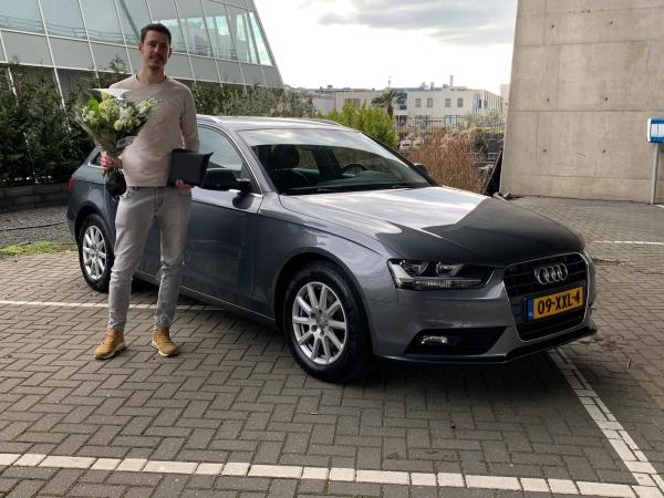 Aflevering Audi A4-2021-03-09 08:53:52