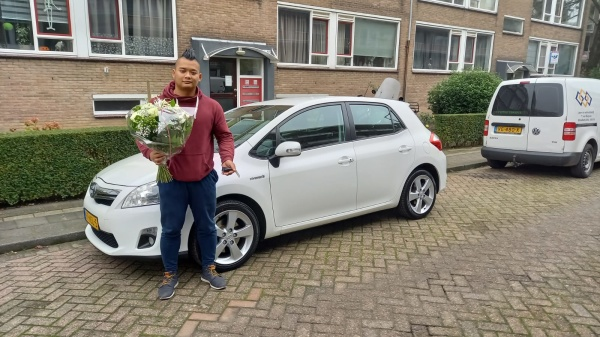 Aflevering Toyota Auris