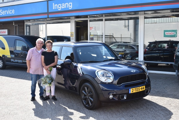Aflevering Mini Countryman S