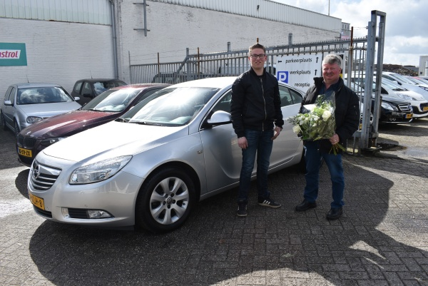 Aflevering Opel Insignia