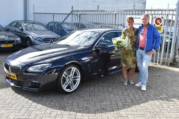 Aflevering BMW 640i Gran Coupé-2019-09-13 18:50:12