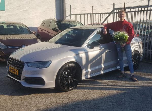 Aflevering Audi A3