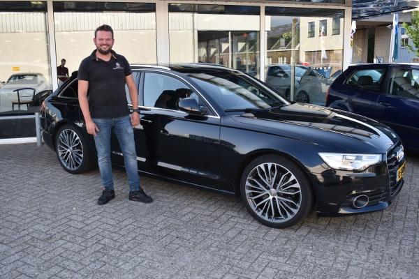 Aflevering Audi A6