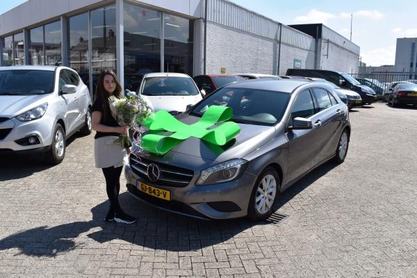 Aflevering Mercedes-Benz A180-2021-06-03 11:19:25