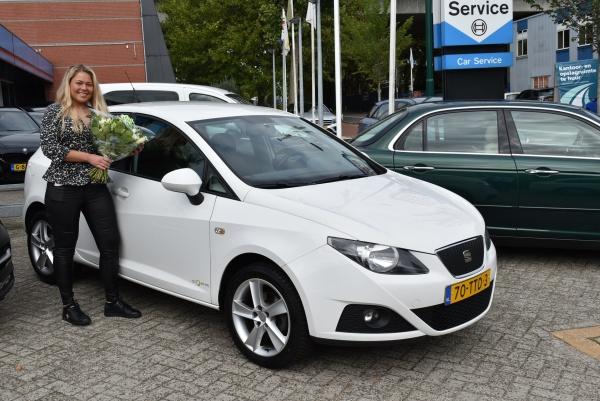 Aflevering Seat Ibiza 1.2 TDI