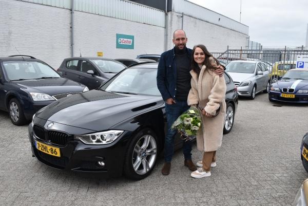 Aflevering BMW 316i station-2021-04-06 16:45:50