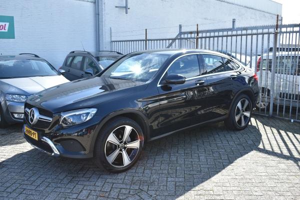 Aflevering Mercedes-Benz GLC250-2020-10-01 11:46:11