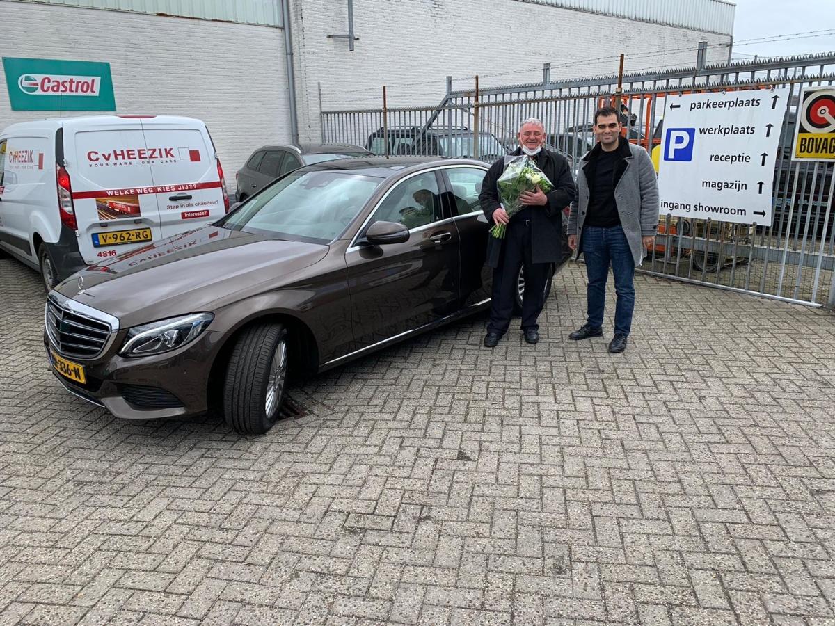 Aflevering Mercedes-Benz C200-2021-03-11 17:18:58