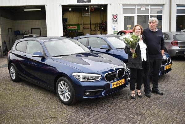 Aflevering BMW 118i automaat-2020-12-23 08:42:12