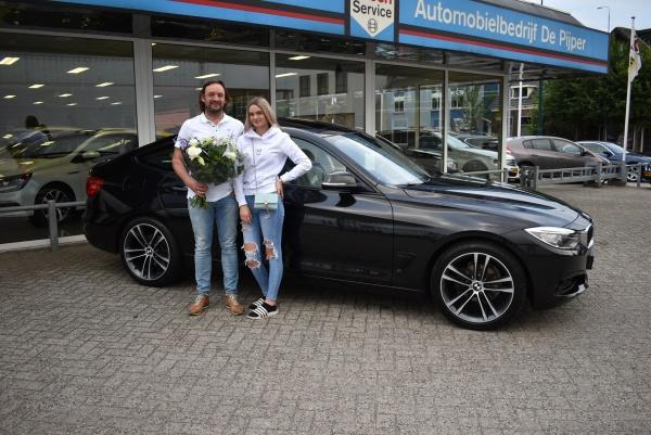 Aflevering BMW 320GT
