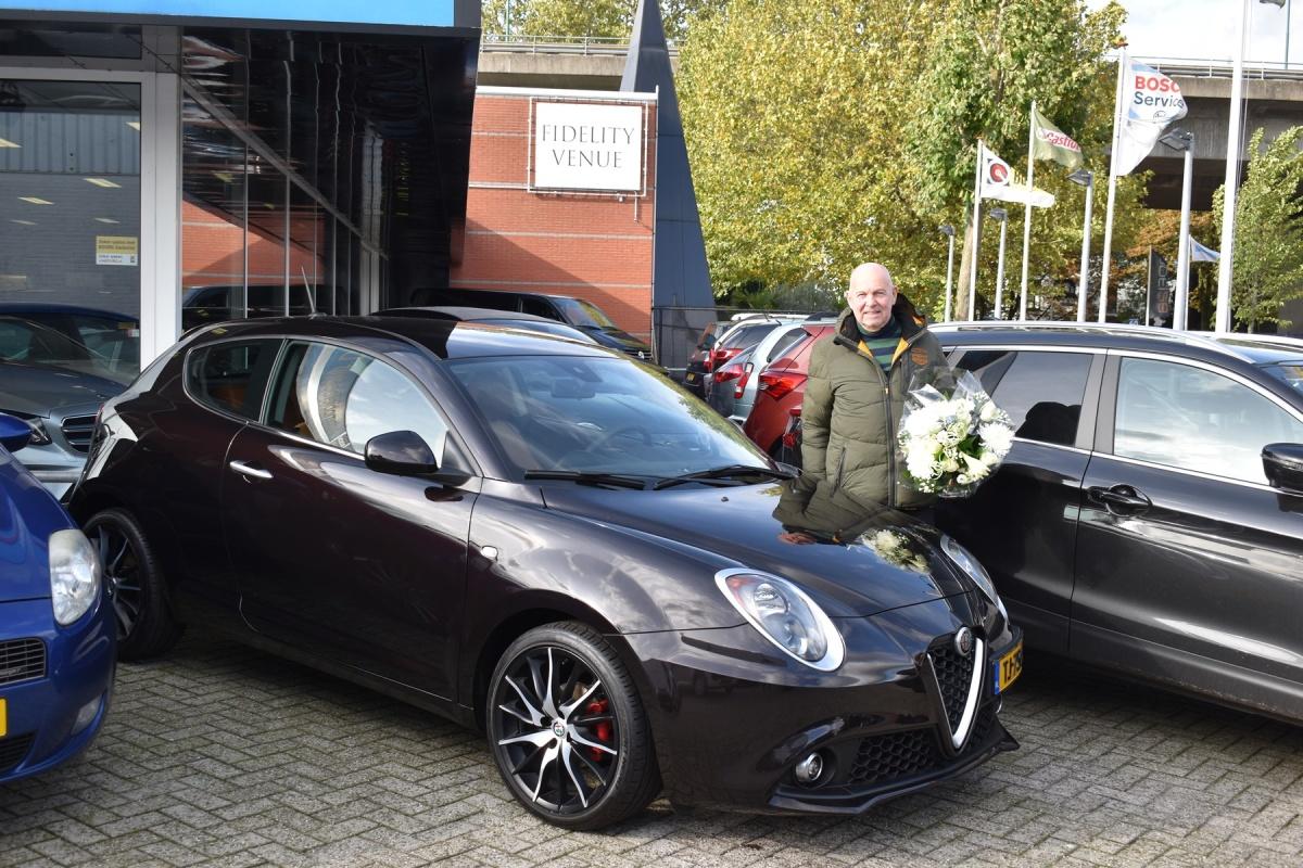 Aflevering Alfa Romeo Mito