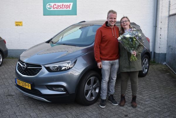 Aflevering Opel Mokka