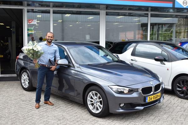Aflevering BMW 320i-2019-09-17 16:32:32