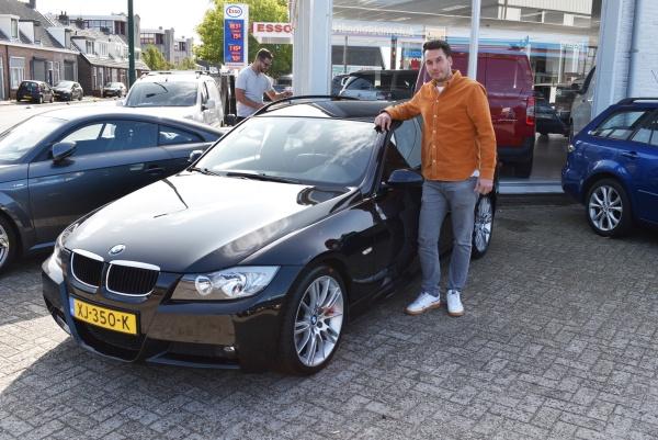 Aflevering BMW 320 Touring