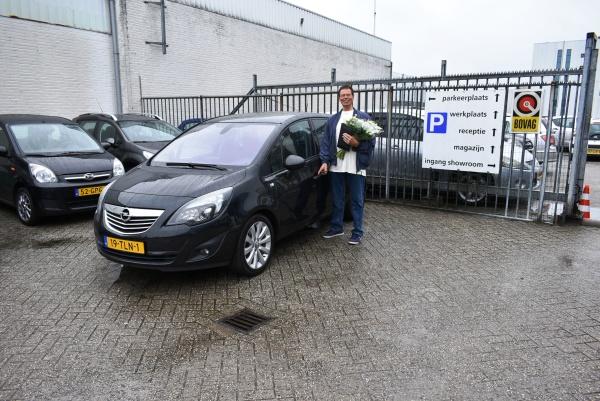 Aflevering Opel Meriva
