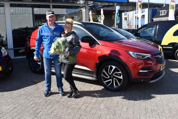 Aflevering Opel Grandland X