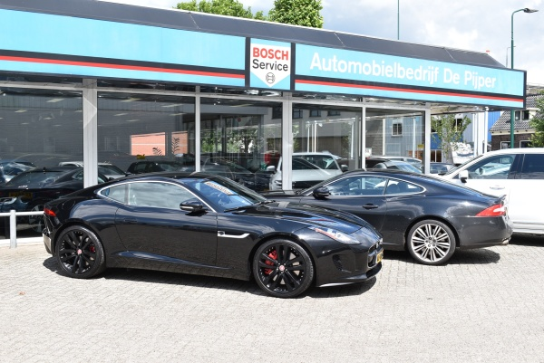 Aflevering Jaguar F-Type