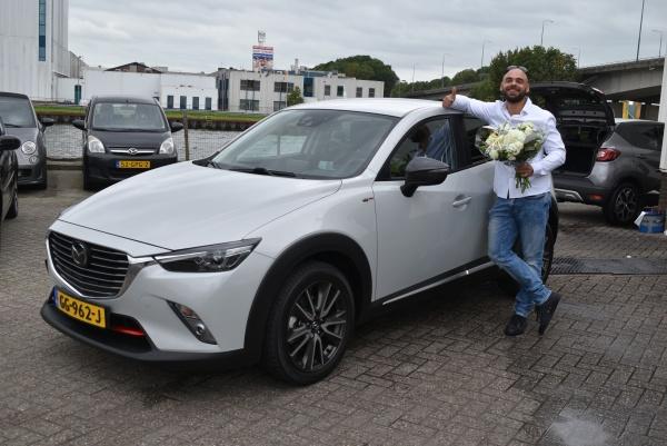 Aflevering Mazda CX-3