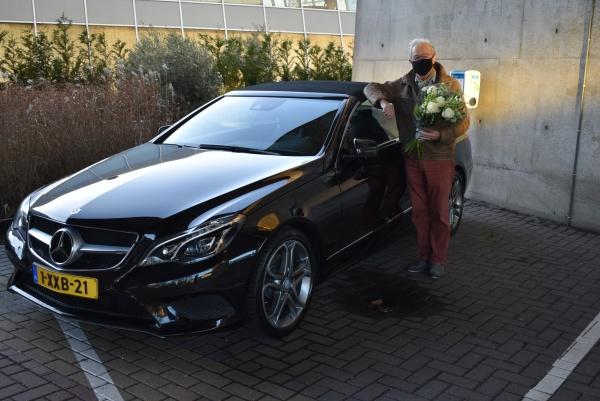 Aflevering Mercedes-Benz E200 cabriolet-2021-01-22 08:30:52