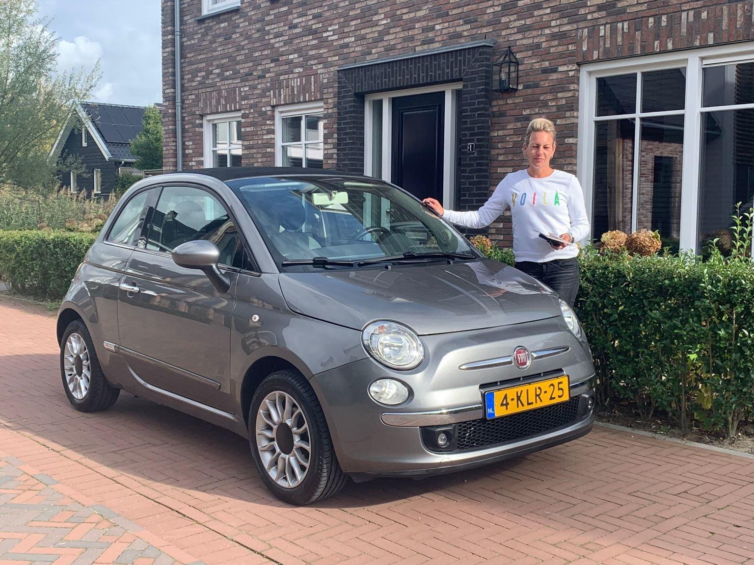 Aflevering Fiat 500C-2021-10-14 14:42:21