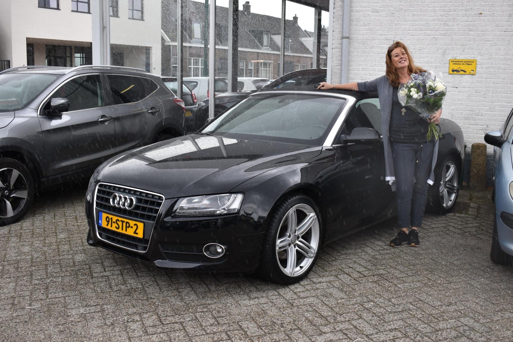 Aflevering Audi A5 cabriolet-2021-09-02 09:54:21
