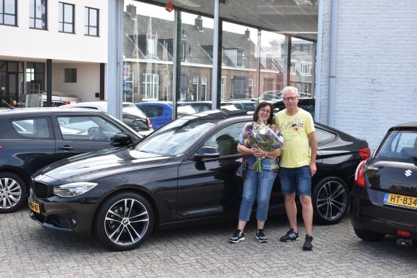 Aflevering BMW 320GT-2021-09-09 15:32:22