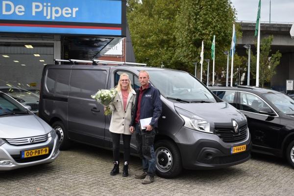 Aflevering Renault Trafic-2020-10-16 09:11:57
